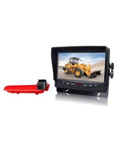 RVS-systemen VW Transporter T6 (2010-heden) Remlichtcamera Monitor 7 inch RVM-780