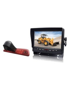 RVS-systemen Toyota ProAce (2007-2016) Remlichtcamera Monitor 7 inch RVM-780