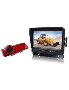 RVS-systemen Renault Trafic (2014-heden) Remlichtcamera Monitor 7 inch RVM-780