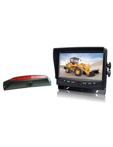 RVS-systemen IVECO Daily (2011-2014) Remlichtcamera Monitor 7 inch RVM-780
