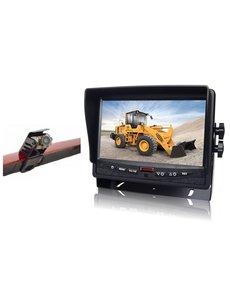 RVS-systemen Mercedes Vito (2011-2014) Remlichtcamera Monitor 7 inch RVM-780