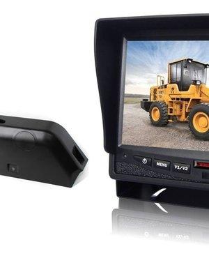 RVS-systemen Iveco Daily (2014-2018) Remlichtcamera Monitor 7 inch RVM-780