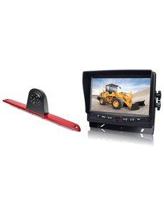 RVS-systemen VW Crafter Hoog (2007- heden)  Remlichtcamera  Monitor 7 inch RVM-780