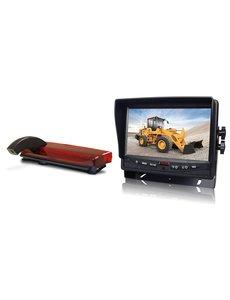 RVS-systemen Ford Transit Connect (2013-heden) Remlichtcamera Monitor 7 inch RVM-780