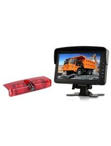 RVS-systemen Chevrolet Express GMC Savana (2003-2016) Remlichtcamera  LED Monitor 7 inch RVM-760