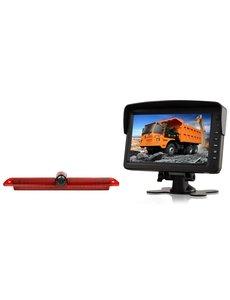 RVS-systemen Mercedes Sprinter Led  (2007-heden) Remlichtcamera Monitor 7 inch RVM-760