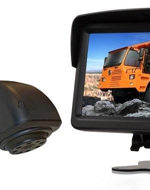 RVS-systemen VW Crafter Originele (2017-heden) Remlichtcamera Monitor 7 inch RVM-760