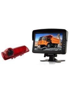 RVS-systemen Opel Vivaro (2014-heden) Remlichtcamera Monitor 7 inch RVM-760