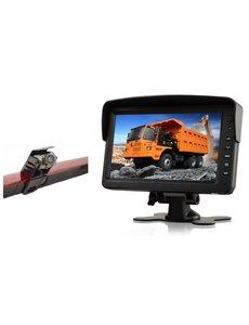 RVS-systemen Mercedes Vito (2011-2014) Remlichtcamera Monitor 7 inch RVM-760