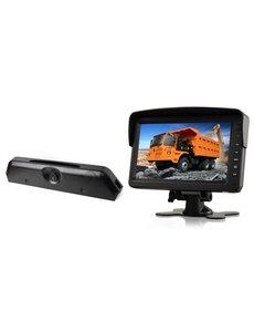 RVS-systemen Iveco Daily (2014-2018) Remlichtcamera Monitor 7 inch RVM-760