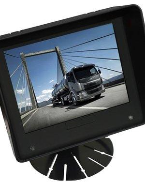 RVS-systemen 5.6 Inch Achteruitrij Monitor RVB- 530