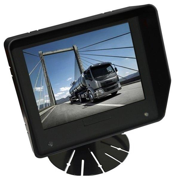 RVS-systemen Achteruitrijcamera Monitor 5.6 Inch RVB- 530