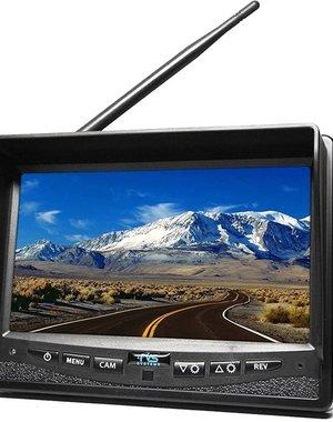 RVS-systemen 7 inch Draadloze Monitor RVM-708