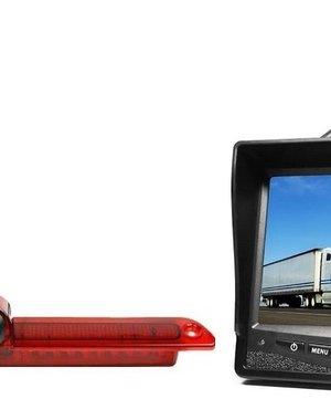 RVS-systemen Mercedes Sprinter Led  (2007-heden) Draadloze set Monitor 7 inch RVM-708