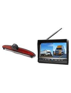 RVS-systemen IVECO Daily (2014 -2018) Draadloze set Monitor 7 inch RVM-708