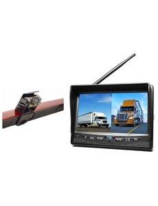 RVS-systemen Mercedes Vito (2011-2014) Draadloze set Monitor 7 inch RVM-708