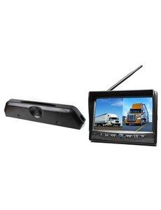 RVS-systemen Iveco Daily (2014-2018) Draadloze set Monitor 7 inch RVM-708