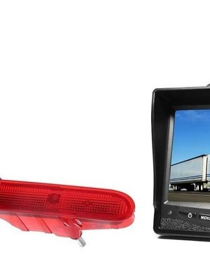 RVS-systemen Citroën Berlingo (2008-2016) Draadloze set Monitor 7 inch RVM-708