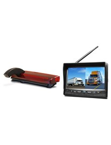 RVS-systemen Ford Connect (2013-heden) Draadloze set Monitor 7 inch RVM-708