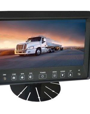 RVS-systemen 7 Inch Waterdichte Stofdichte Monitor RVB- 720
