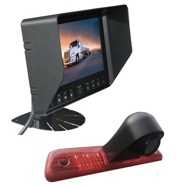 RVS-systemen Toyota ProAce (2007-2016) Remlichtcamera Monitor 7 inch RVB-720