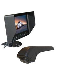RVS-systemen VW Crafter Originele (2017-heden) Remlichtcamera Monitor 7 inch RVB-720