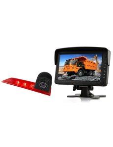 RVS-systemen Ford Transit Custom Led (2016-heden) Led Monitor 7 inch RVM-760