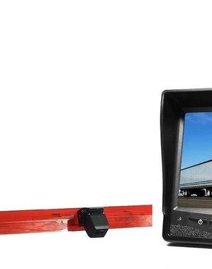 RVS-systemen Mercedes V-klasse (2016 tot heden) Draadloze set Monitor 7 inch RVM-708