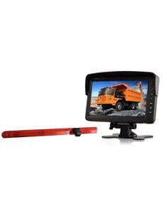 RVS-systemen Mercedes V-klasse (2016 tot heden) Remlichtcamera  Monitor 7 inch RVM-760