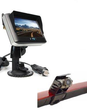 RVS-systemen Mercedes Vito (2011-2014) Draadloze set Monitor 4.3 inch RVM-430