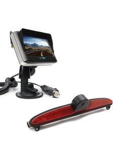 RVS-systemen IVECO Daily (2014 -2018) Draadloze set Monitor 4.3 inch RVM-430