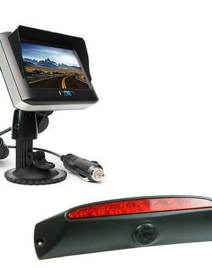 RVS-systemen IVECO Daily (2011-2014) Draadloze set Monitor 4.3 inch RVM-430