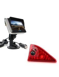 RVS-systemen Nissan NV400 (2010 -heden) Draadloze set Monitor 4.3 inch RVM-430