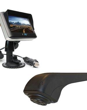 RVS-systemen VW Crafter Originele (2017-heden) Draadloze set Monitor 4.3 inch RVM-430