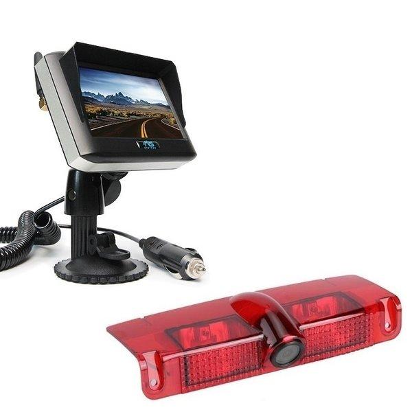 RVS-systemen Chevrolet Express GMC Savana (2003-2016) Remlichtcamera Draadloze set Monitor 4.3 inch RVM-430