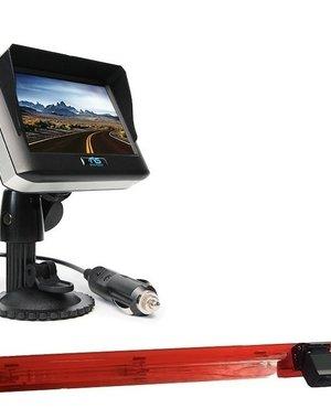 RVS-systemen Mercedes Vito (2016-heden) Draadloze set Monitor 4.3 inch RVM-430