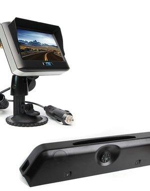 RVS-systemen Iveco Daily (2014-2018) Draadloze set Monitor 4.3 inch RVM-430