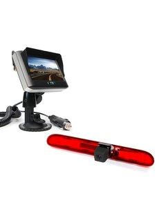 RVS-systemen Peugeot Expert (2016-heden) Draadloze set Monitor 4.3 inch RVM-430