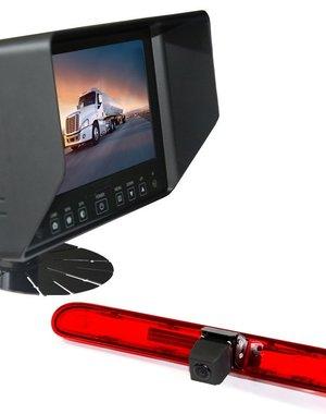 RVS-systemen Citroen SpaceTourer (2016-heden) Remlichtcamera Monitor 7 inch RVB-720