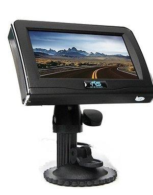 RVS-systemen 4.3 inch Compacte Bedrade Monitor RVM-420