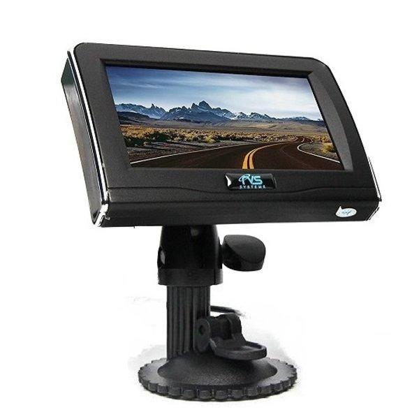 RVS-systemen Compacte Bedrade Monitor 4.3 inch RVM-420