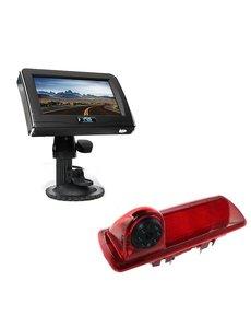 RVS-systemen Fiat Talento (2016-heden) Remlichtcamera 4.3 inch Monitor RVM-420