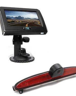 RVS-systemen IVECO Daily (2014 -2018) Remlichtcamera 4.3 inch Monitor RVM-420