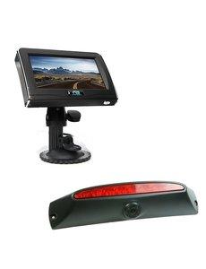 RVS-systemen IVECO Daily (2011-2014) Remlichtcamera 4.3 inch Monitor RVM-420