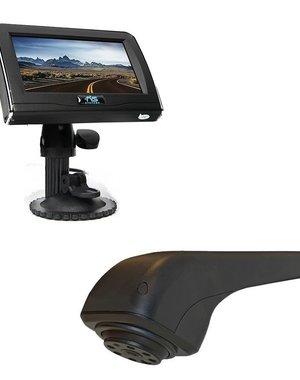 RVS-systemen VW Crafter Originele (2017-heden) Remlichtcamera 4.3 inch Monitor RVM-420