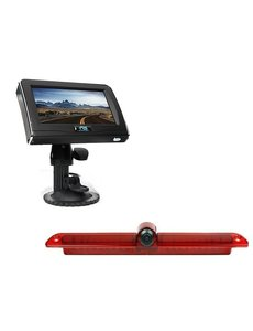 RVS-systemen Mercedes Sprinter Led  (2007-heden) Remlichtcamera 4.3 inch Monitor RVM-420