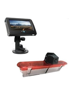 RVS-systemen Fiat Dublo (2010–heden) Remlichtcamera 4.3 inch Monitor RVM-420