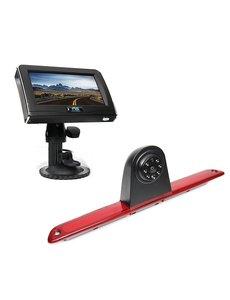 RVS-systemen Mercedes Sprinter Hoog (2007- heden) Remlichtcamera 4.3 inch Monitor RVM-420