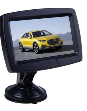 RVS-systemen Monitor 4.3 met 2 steunen