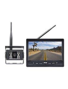 RVS-systemen 7 inch Achteruitrijcamera set Draadloos Aanbieding
